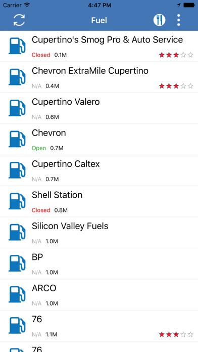 Food Finder for Apple WatchScreenshot of 5