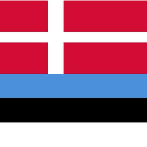 Danish - Estonian - Danish dictionary
