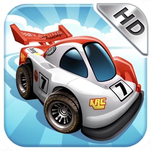 Mini Motor Racing HD icon