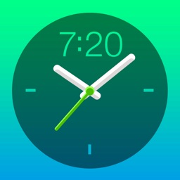 Alarm Clock Wake Up Time with musical sleep timer & local weather info