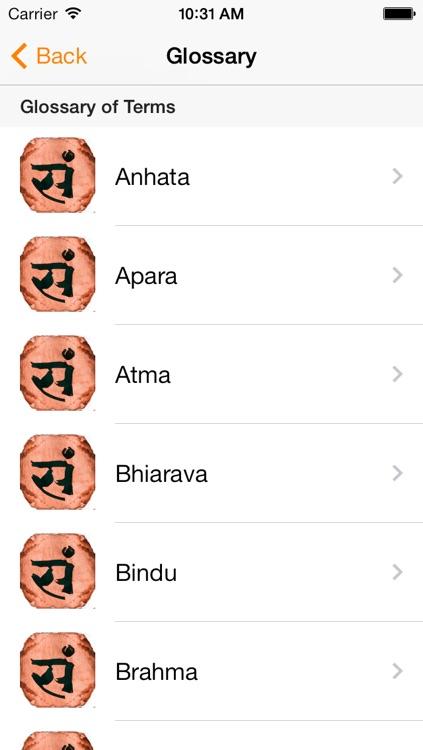 Vijnanabhairava - 112 Tantric Meditations screenshot-4
