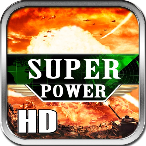 SuperPower HD™ - World at War
