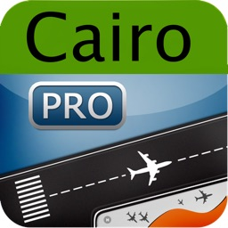 Cairo Airport - Flight Tracker Premium Nile Egyptair