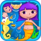 Anna's mermaid bubble pop adventure - free kids learning games icon