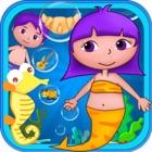 Sirène bulle pop aventure de Dora - gratuit pour les enfants des jeux d'apprentissage icon
