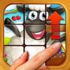 15 Puzzle Sheep Free Classic Sliding Tiles game! - Hard Version - iPadアプリ