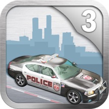 Mad Cop 3 Free - Police Car Chase Smash