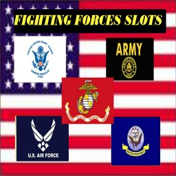 Fighting Forces - Themed Slot Machine