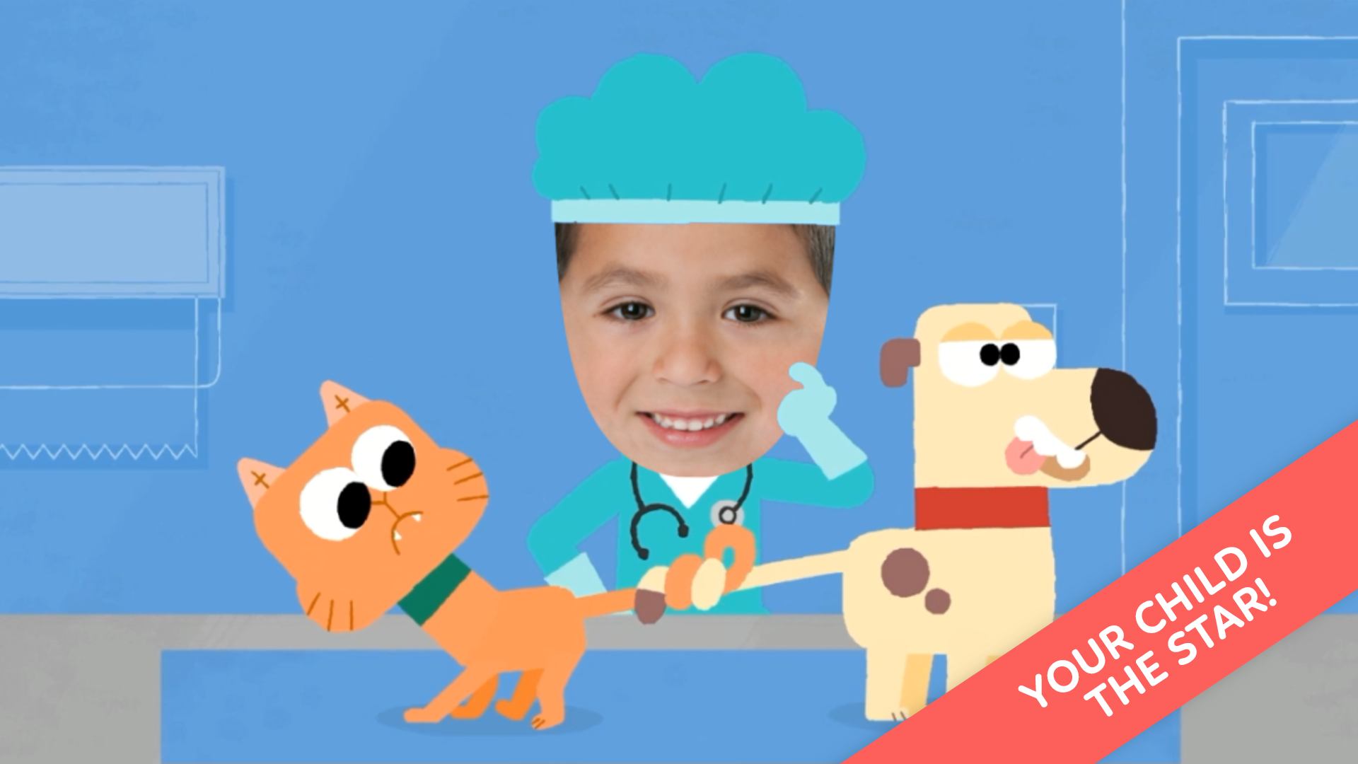 StoryBots – Learning Books, Videos and Games Starring Your Child! screenshot 7