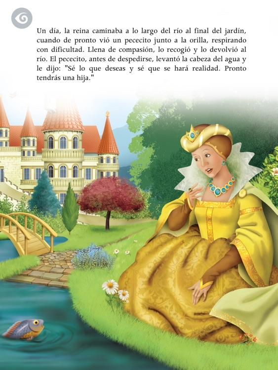 Sleeping Beauty: A Magic Fairy Tale Story Book for Kids screenshot-3
