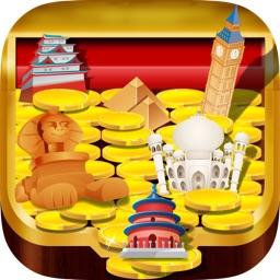 Coin Dozer Adventures - Classic Carnival Arcade Game