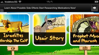 Quran stories for kids English - Free screenshot two
