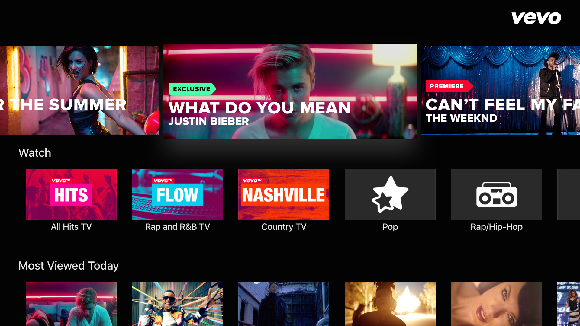 Vevo - Watch Music Videos | Apps | 148Apps