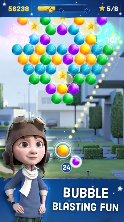 The Little Prince - Bubble Pop Journey screenshot-0