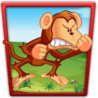 Angry Monkey Mud Toss Fight icon