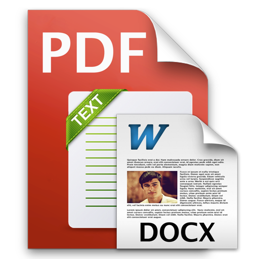 PDF to Word and Text