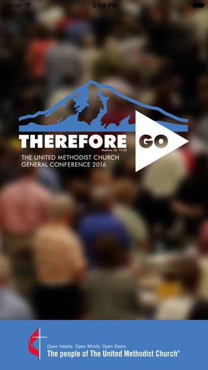 UMC General Conference 2016