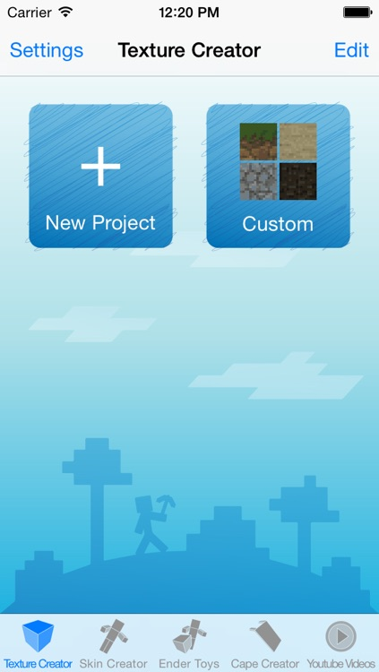 Texture Creator Pro Editor for Minecraft PC Game Textures Skin screenshot-0