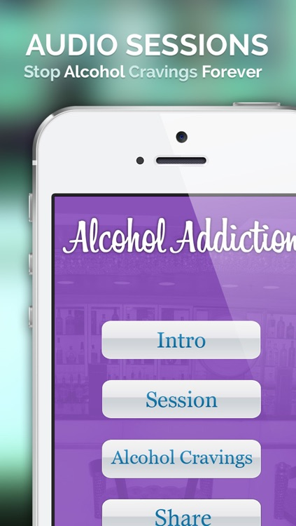 Quit Drinking Hypnosis - Alcohol Addiction Detox and Recovery for Sober Living screenshot-1