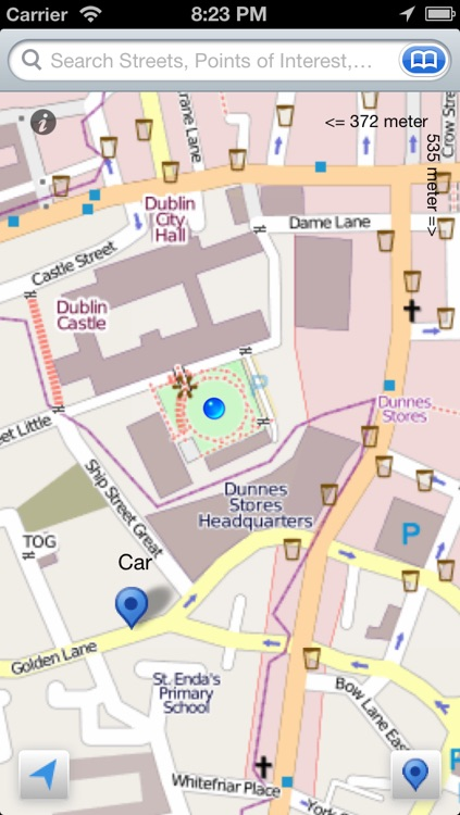 Ireland Offline Map Pro screenshot-2