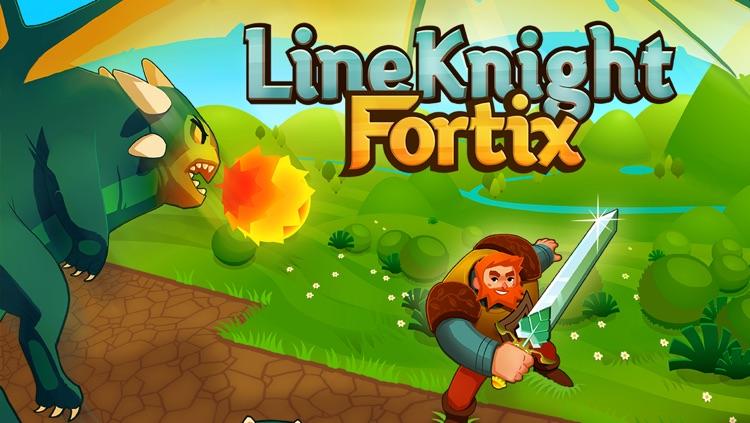 Line Knight Fortix