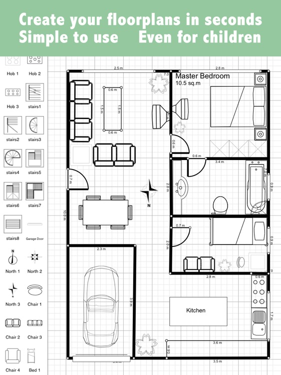 Houseplan Pro screenshot-0