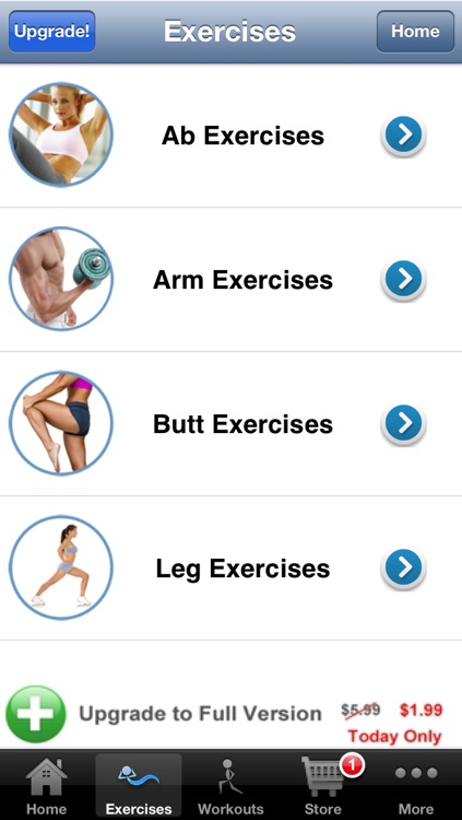 Six Pack Workouts App Free