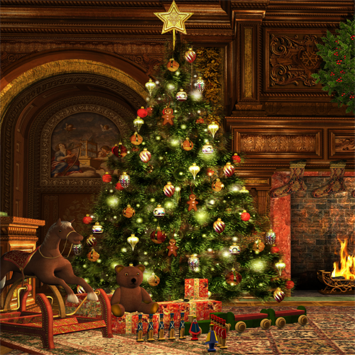 Hidden Objects Merry Christmas