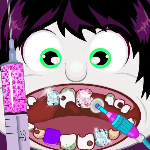 Doctor & Dentist Vampires - Virtual Kids Dental & Medical School