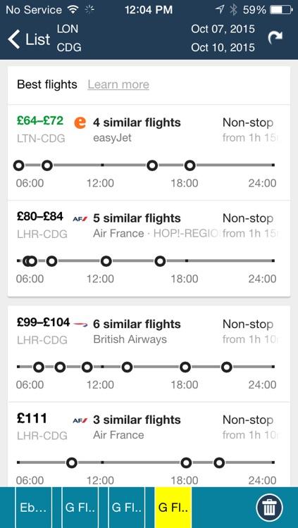 London Stansted Airport Pro (STN) Flight Tracker screenshot-4