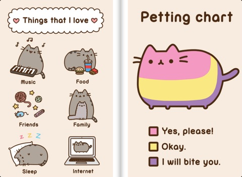 i am pusheen the cat by claire belton on apple books