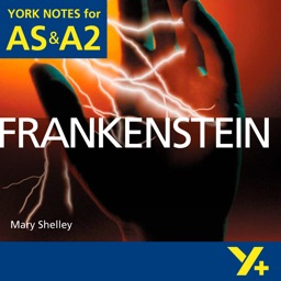Frankenstein York Notes AS and A2 for iPad