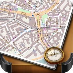 Lisbon Offline Map Pro
