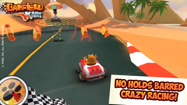 Garfield Kart screenshot-1