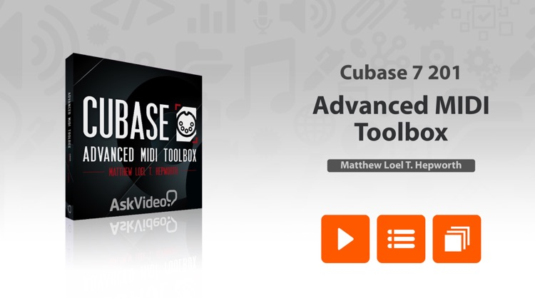 AV For Cubase 7 - Advanced Midi Toolbox