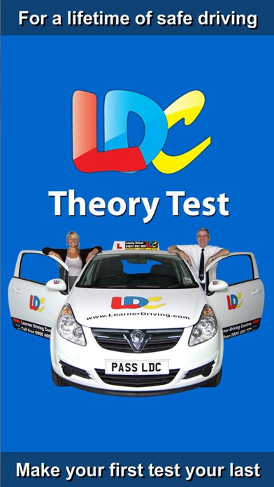 LDC Theory Test Free 2016 screenshot one
