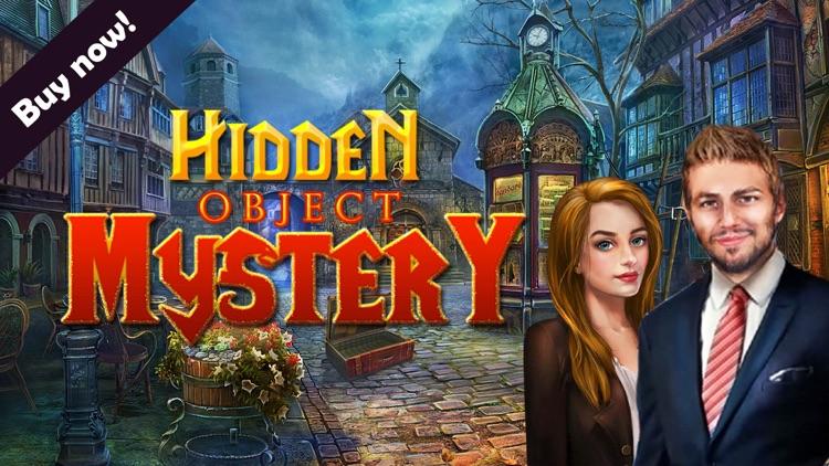 Hidden Object Mystery Pro