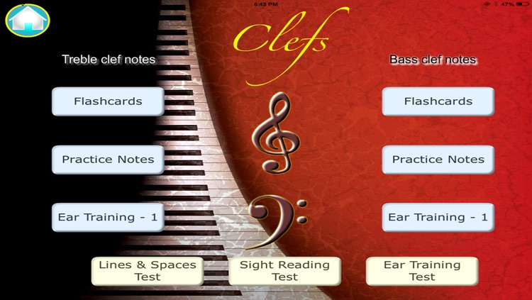 Notes for Piano: Sight reading and Ear training Free
