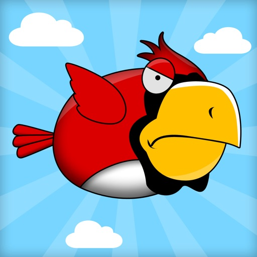 Fatty Bird - Flying Adventure icon