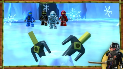 Screenshot from LEGO® Ninjago™: Shadow of Ronin™