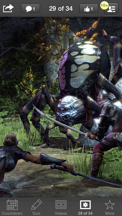 Countdown for Elder Scrolls Online screenshot-3