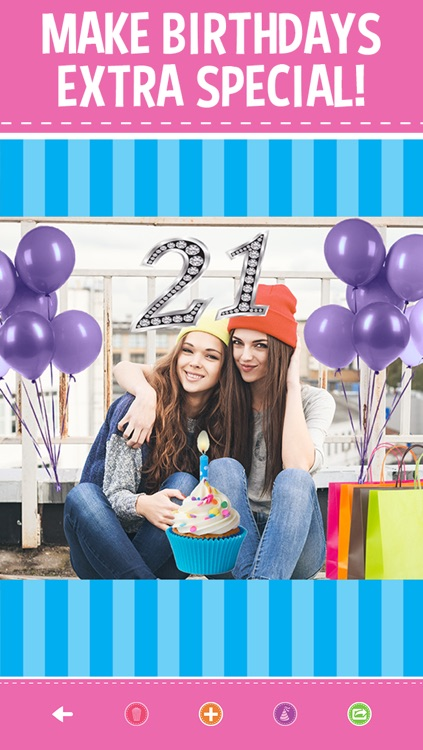 Birthday Booth screenshot-4