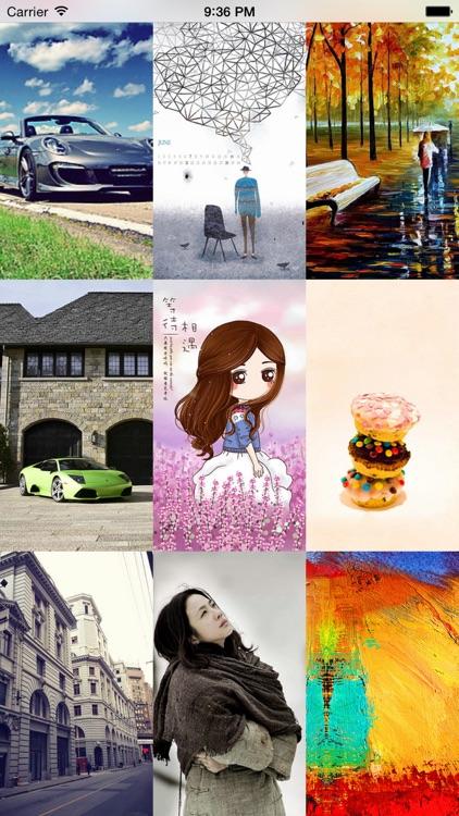 壁纸 - 精选热门高清图片和主题专辑