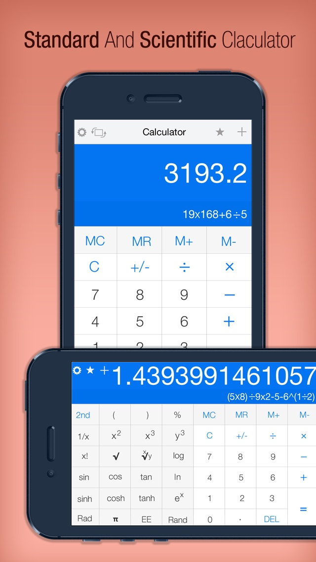 Best Calculator - For iPhone and iPad for Windows
