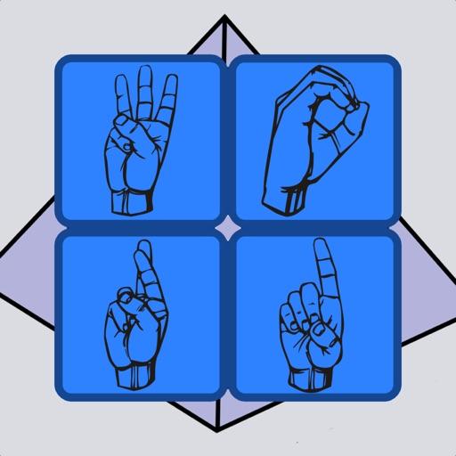 ASL Word Pyramid