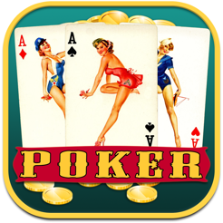 Pinup Art Video Poker - Jacks or Better