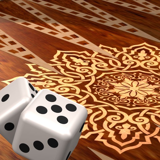 Tawla (Backgammon game - Arabian Style)