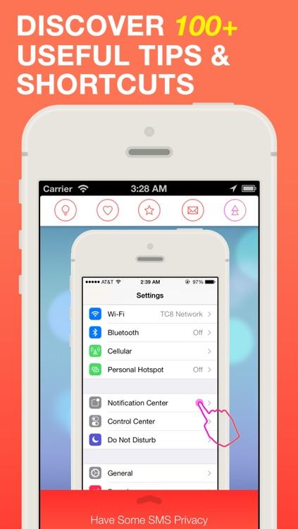 Tips for iPhone - Tricks & Secrets screenshot-3