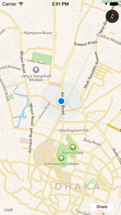 Get Location
