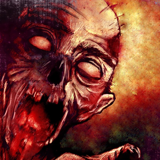 Dead Strike 3D - Swipe out the zombies from afar! icon